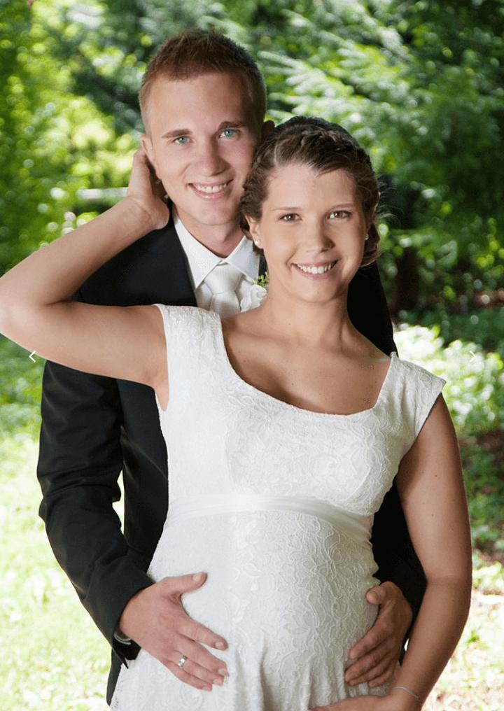 Mein Hochzeitsfoto von meinem NÖ Berufsfotograf