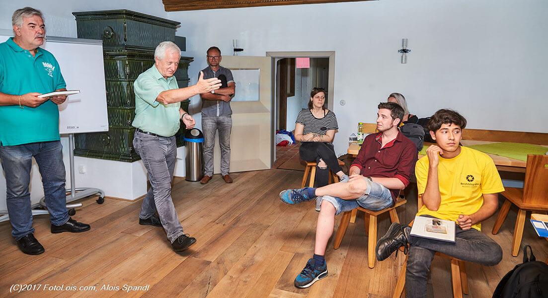 Lehrlingsworkshop der Berufsfotografen